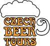 Logo Czech Beer Tours