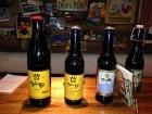 41_První várka stočených piv pivovaru při jeho začátku