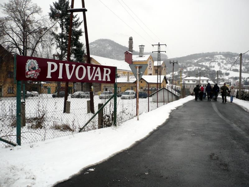 23 - Pivovar Velke Brezno