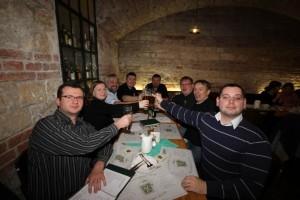 V Pivovarskem klubu Karlin