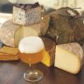 pivo a sýry